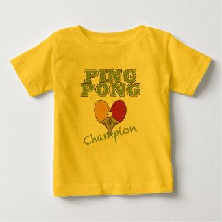 Ping Pong Champion Baby T-Shirt