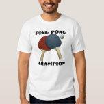 Ping Pong Champion Tshirt