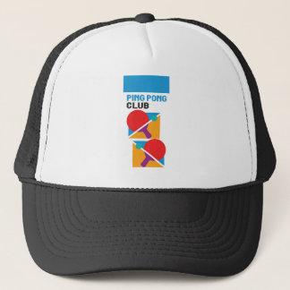 Ping Pong Club_cell.jpg Trucker Hat