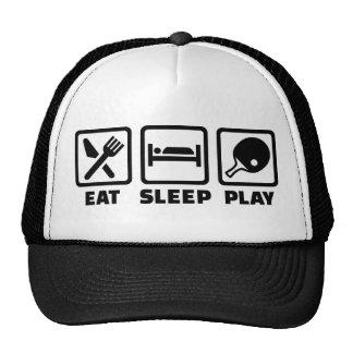 Ping-pong de Eat Sleep Play Gorros