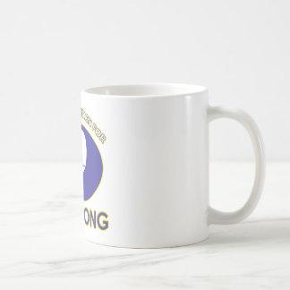 ping pong design coffee mug