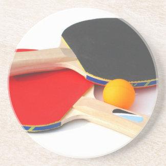 Ping Pong Drink Coaster