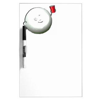 Ping Pong Dry Erase Board