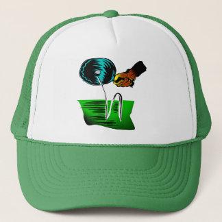 PING PONG EQUIPMENT TRUCKER HAT