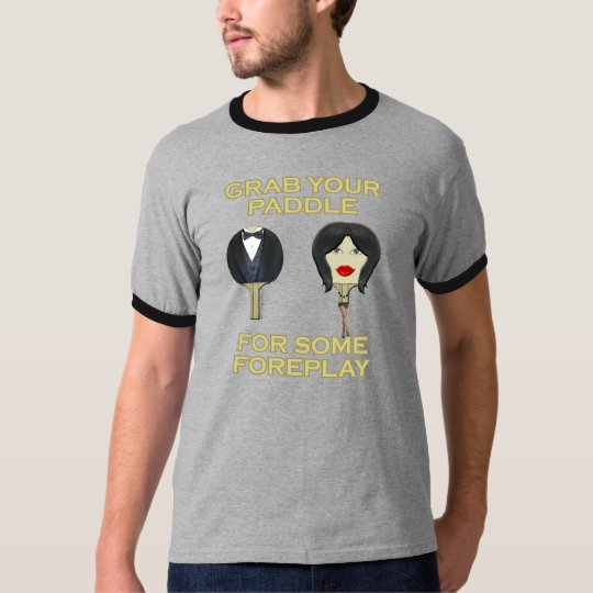 Ping Pong Foreplay T-Shirt