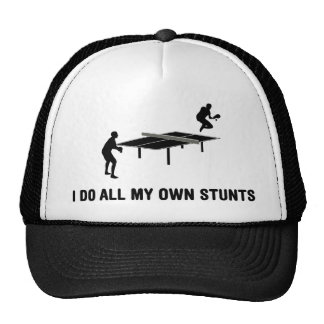 Ping Pong Trucker Hat