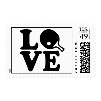 Ping Pong love Postage