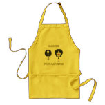 Ping Pong Lovers Games Apron