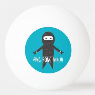 Ping-pong Ninja - bolas de Pong del silbido de Pelota De Tenis De Mesa
