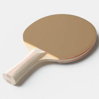 Ping Pong Paddle uni Gold