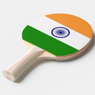 Astonishing Ping Pong Paddle With Flag Of India Download Free Architecture Designs Barepgrimeyleaguecom