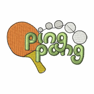 Ping-pong Polo Bordado