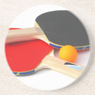 Ping-pong Posavasos Para Bebidas