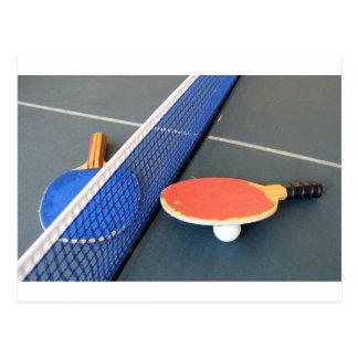 Ping Pong Postcard
