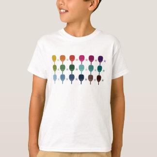 Ping Pong T-shirt - Table Tennis Paddles