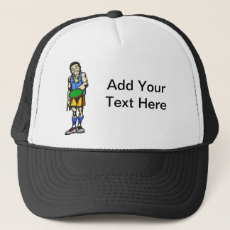 Ping Pong Table Tennis Trucker Hat