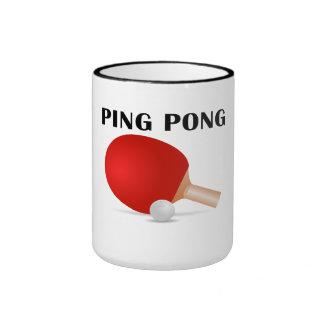 Ping-pong Taza A Dos Colores