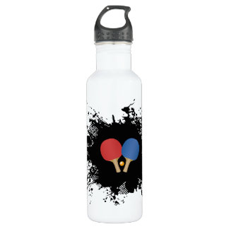 Ping Pong Urban Style Stainless Steel Water Bottle