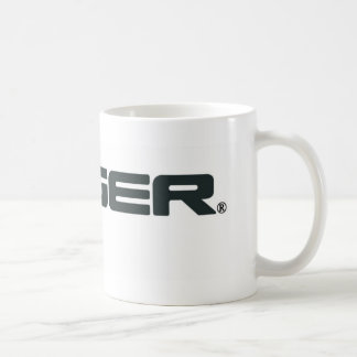 Pinger Coffee Cup - Large logo