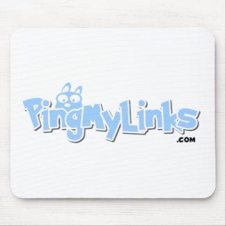 PingMyLinks Mousepad Cartoon Style