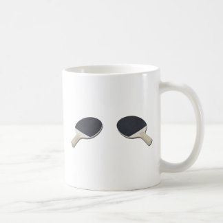 PingPongPaddle052711 Classic White Coffee Mug