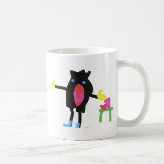 Pingu - Flip Boom crop Coffee Mug