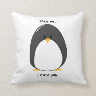 Pinguin Cojín