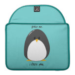 Pinguin Fundas Para Macbook Pro