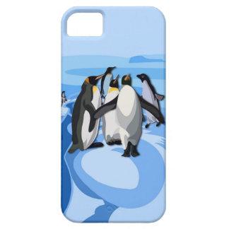 Pinguin iceberg iPhone 5 case