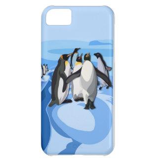 Pinguin iceberg case for iPhone 5C