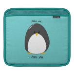 Pinguin Mangas De iPad