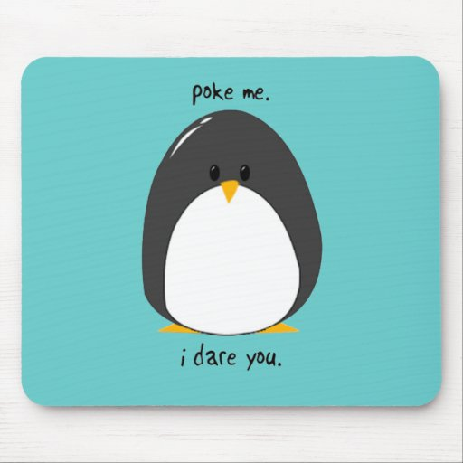 Pinguin Mouse Pads