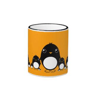 pinguin mug