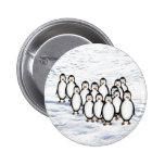 Pinguine Anstecknadelbutton