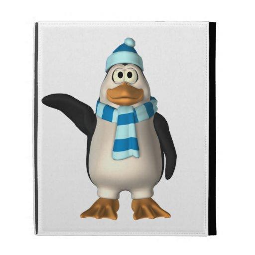 pingüino 3D