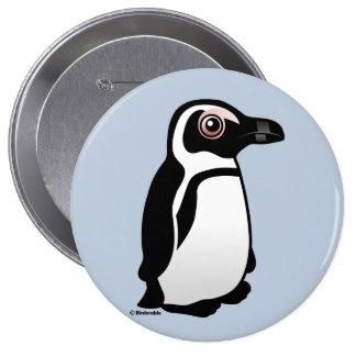 Pingüino africano pin