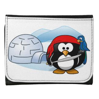 Pingüino antártico de Pitate