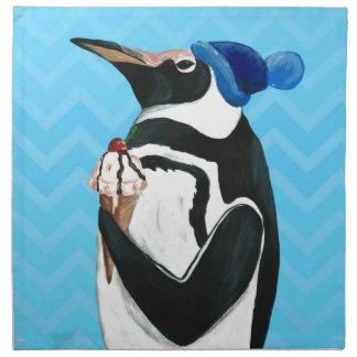 Pingüino auténtico