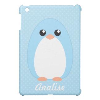 Pingüino azul lindo