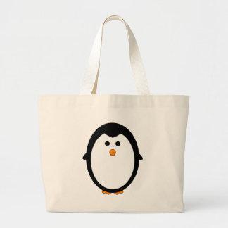 Pingüino Bolsa Tela Grande
