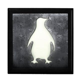 Pingüino Caja De Recuerdo