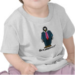 Pingüino capitalista camiseta