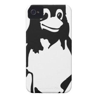 Pingüino Che del tux de Linux Case-Mate iPhone 4 Protectores