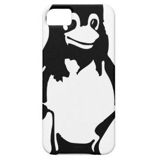 Pingüino Che del tux de Linux iPhone 5 Carcasa