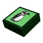 Pingüino de Birdorable Humboldt Caja De Recuerdo
