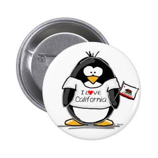 Pingüino de California Pin