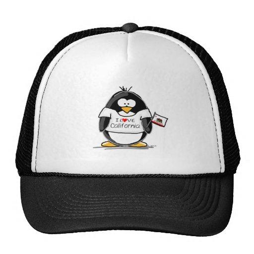 Pingüino de California Gorro