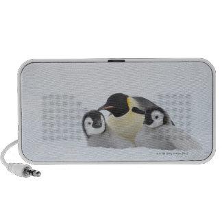 Pingüino de emperador (forsteri del Aptenodytes) 2 Altavoz De Viaje