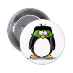 Pingüino de Frankenstein Pin