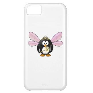 Pingüino de hadas carcasa para iPhone 5C